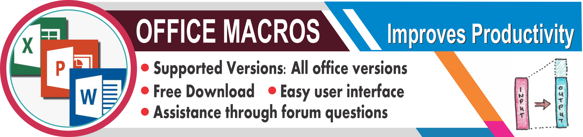 Download MS-Office Macro