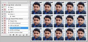 15 Passpot Photo Action